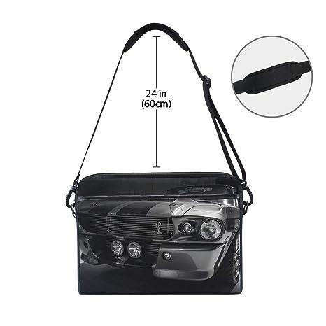 0fce7af1f834 Amazon.com: Shelby Gt500 Eleanor Ford Mustang Laptop Shoulder ...