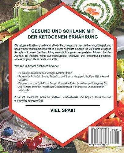 Ketogene Ernahrung Das Kochbuch 77 Leckere Rezepte Fruhstuck