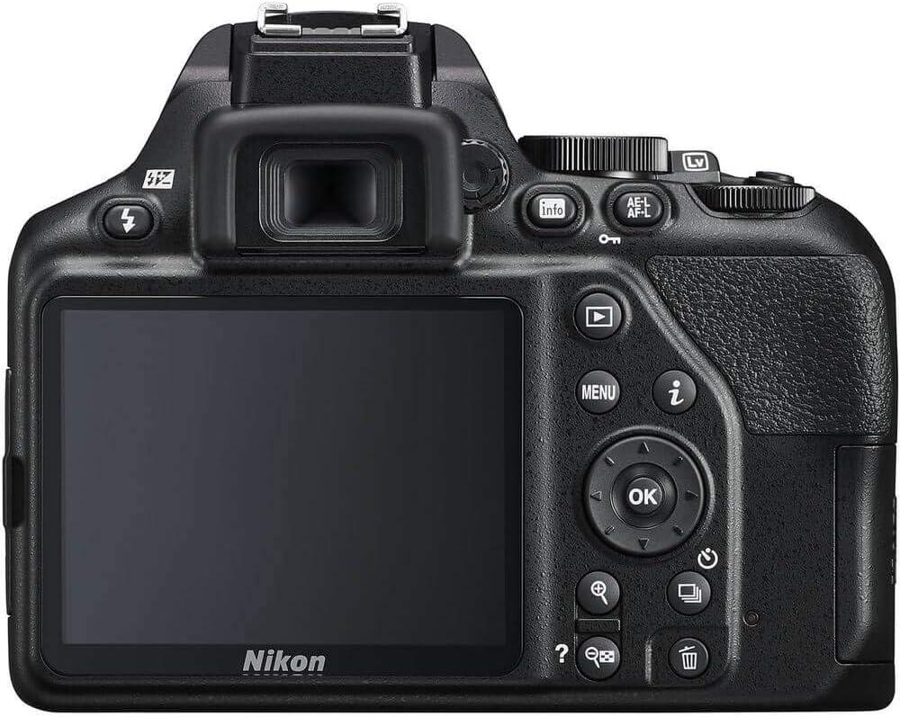 Nikon D3500 Viewfinder