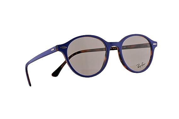 Ray-Ban RB 7118 RX RX7118 - Gafas de sol (50-19-145, lentes ...