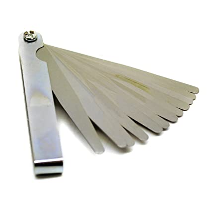 Galga 13 Blade separador/Espacio métrico empujadores TE255