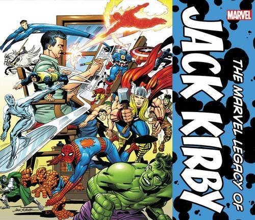 The Marvel Legacy of Jack Kirby by Marvel Comics (2015-10-20)