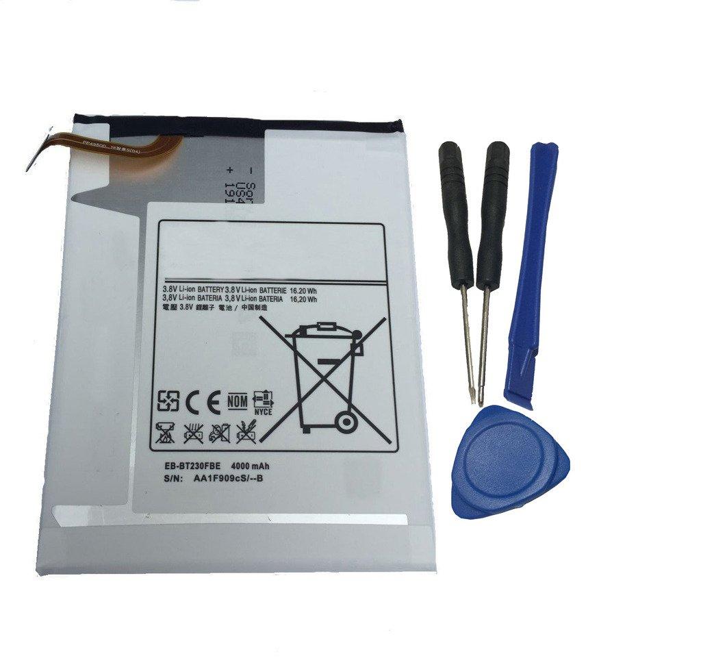 tesurty新しい交換バッテリーfor Samsung Galaxy Tab 4 7.0