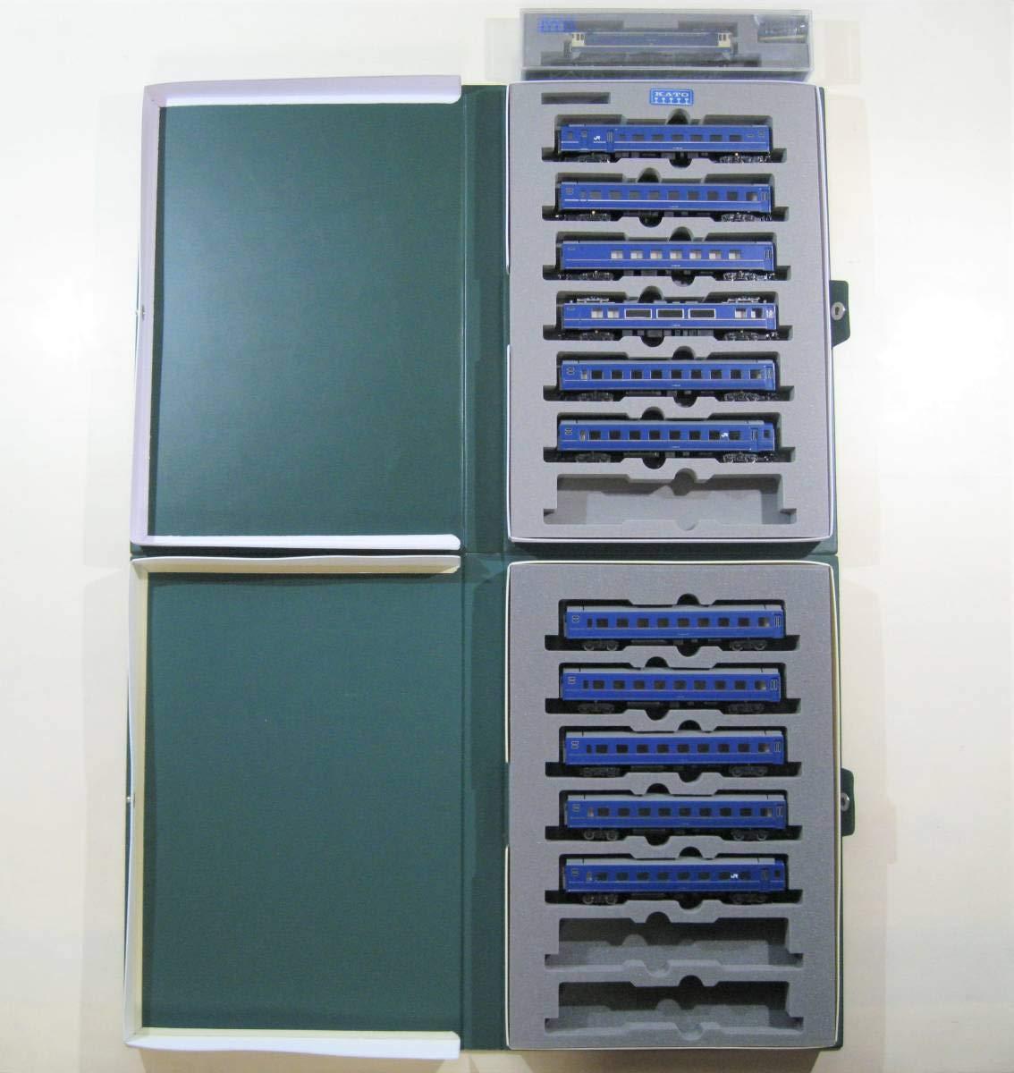 kato 3061 EF65 1000 後期形+24系25形 瀬戸あさかぜ スハ25 ラウンジカー オハネフ25 300 豪華セットA B07L58B8MZ