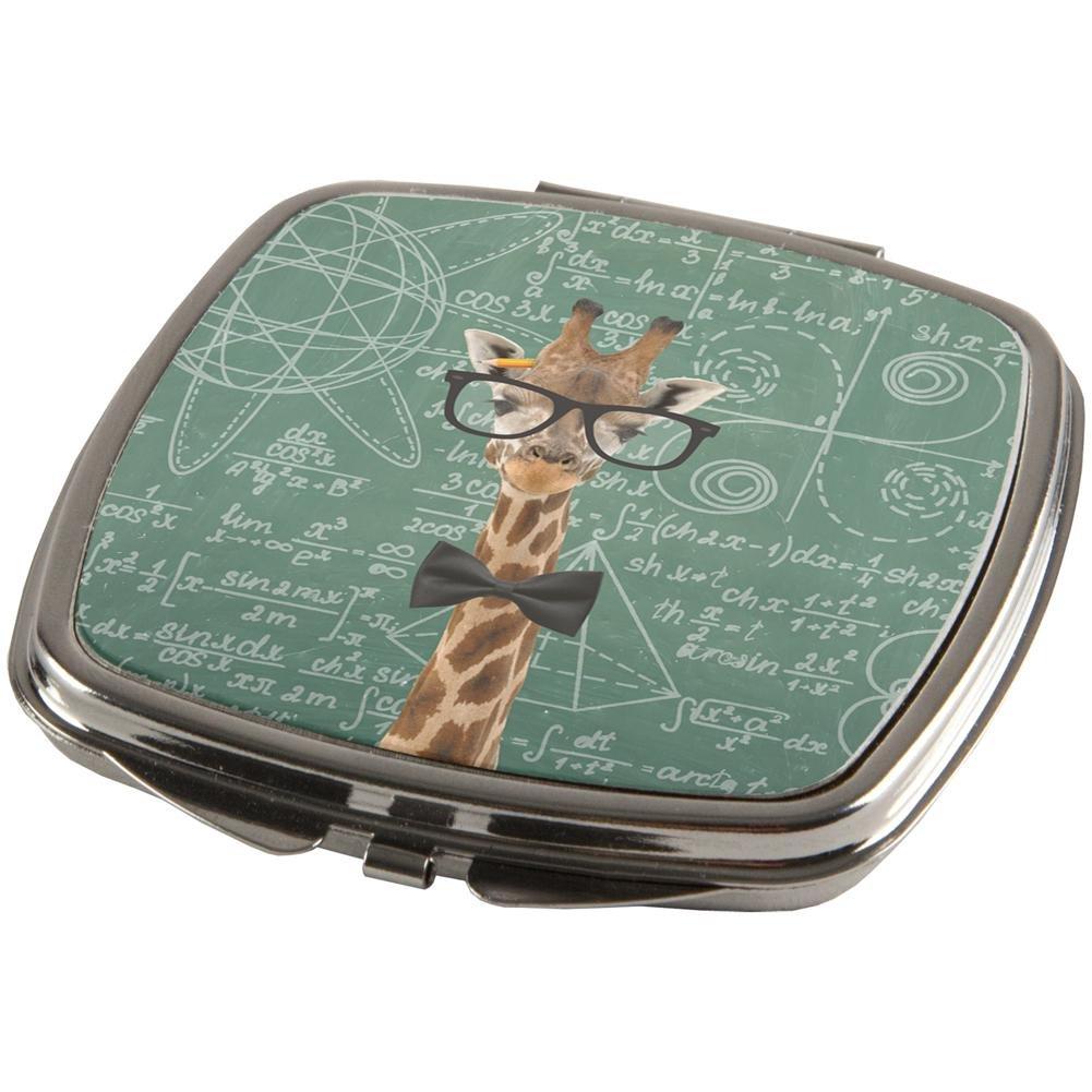 Animal World Giraffe Geek Math Formulas Compact Multi Standard One Size