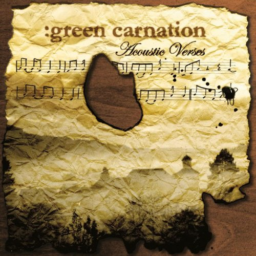 green carnation acoustic verses