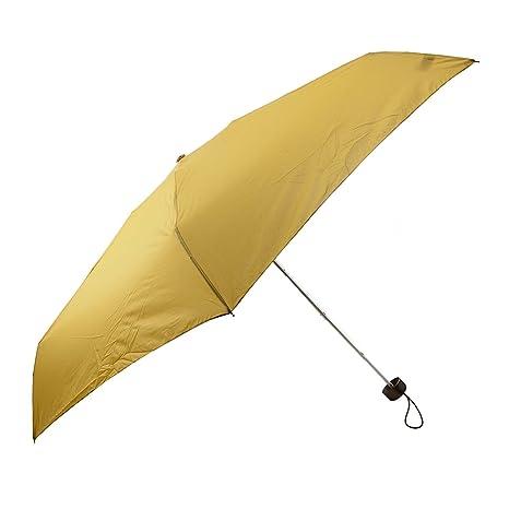 Paraguas señora Talla: U Color: AMARILLO