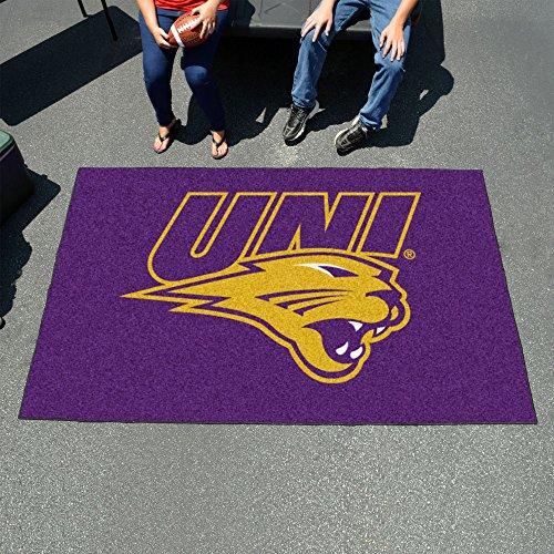 - Fan Mats University Of Northern Iowa Ulti-Mats BLACK/PURPLE/YELLOW 5 X 8