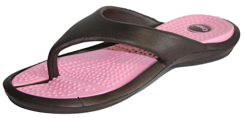 Zapatos marrones Coolers para mujer iiEvuga