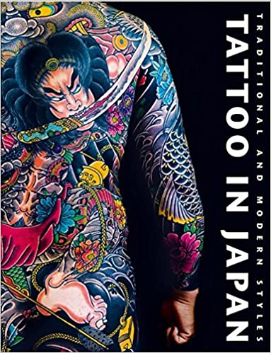 Tattoo in Japan: Traditional and Modern Styles: Amazon.es: Edition ...