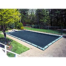 Robelle 422545R Premium Mesh XL Winter Cover for 25 by 45 Foot In-Ground Pools