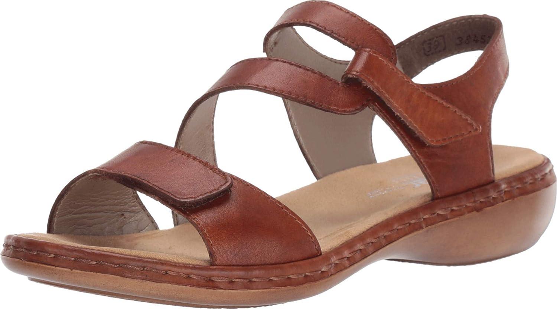 Rieker 659C7 24 Femme, (Reh), 39 EU: : Chaussures