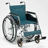 【松永製作所】車椅子!メーカー直送!DM-81「自走式」スチール製 リーズナブルスタンダー