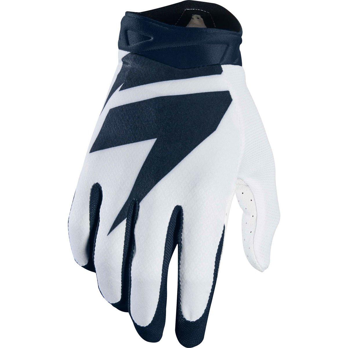 2018 Shift Black Label Air Gloves-White-M by Shift