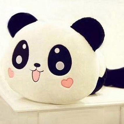 Amazon.com: Yooha Lovely Panda Peluche Muñeca Push Cartoon ...