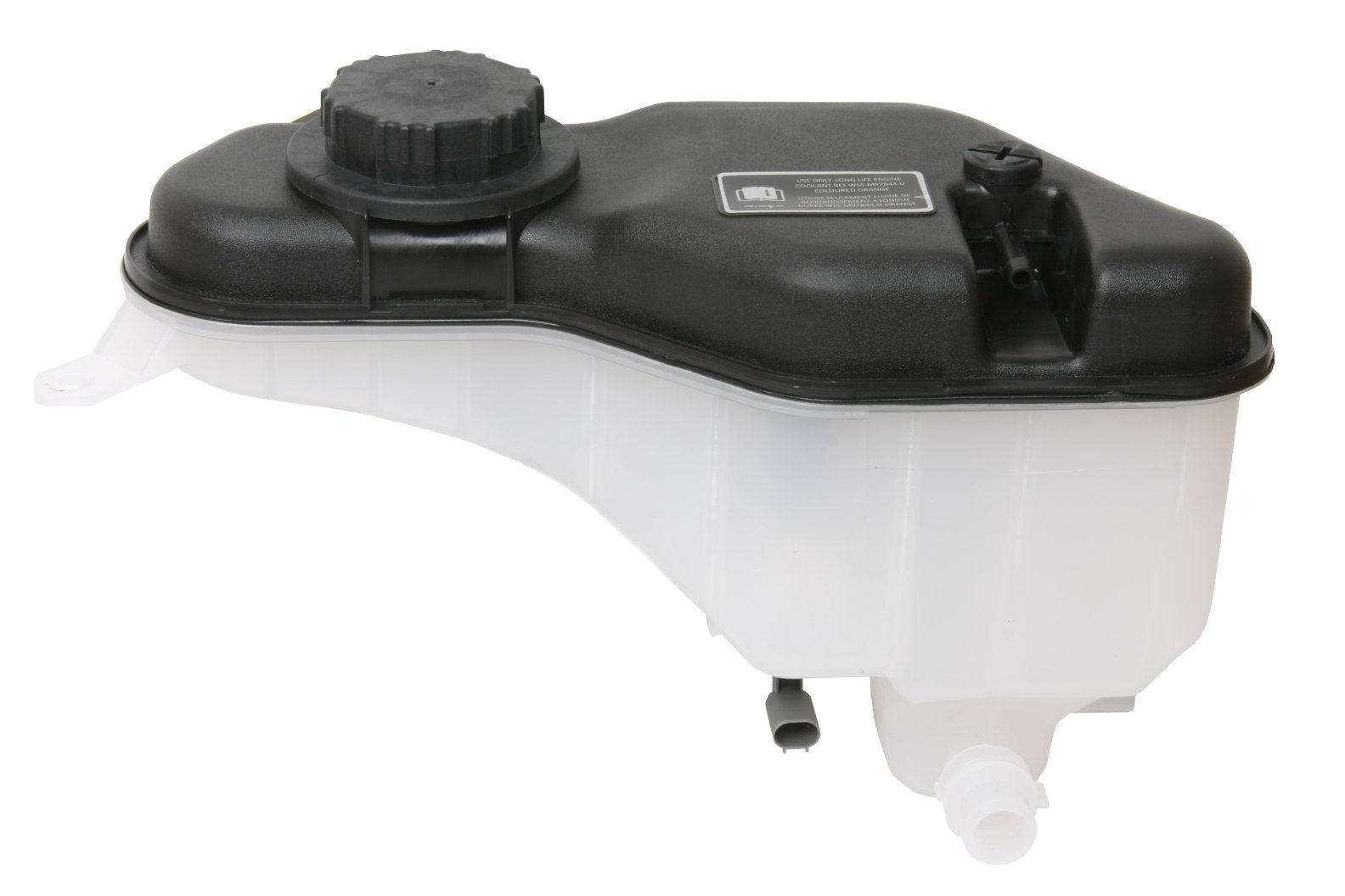 URO Parts C2Z13764 Expansion Tank with Cap and Sensor