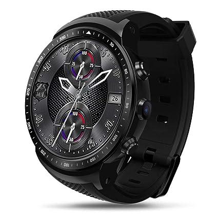 Amazon.com: ALXDR Zeblaze Thor PRO Smartwatch, 3G GPS Global ...