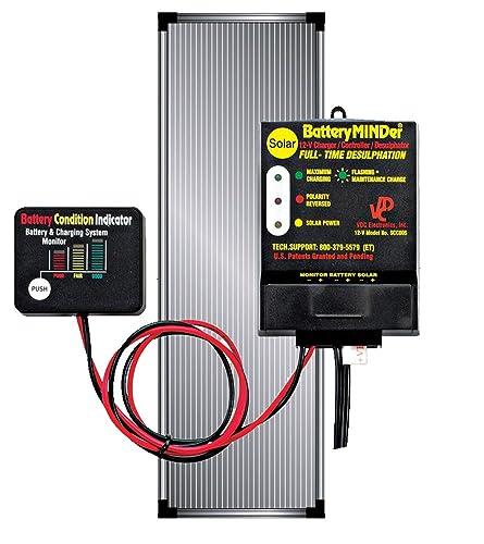 BatteryMINDer SCC-515-5 - The Solar Solution