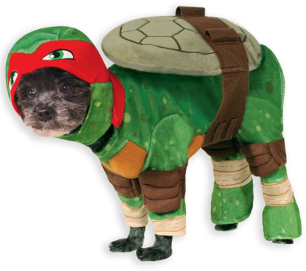 Amazon.com: Teenage Mutant Ninja Turtle perro mascota Pet ...
