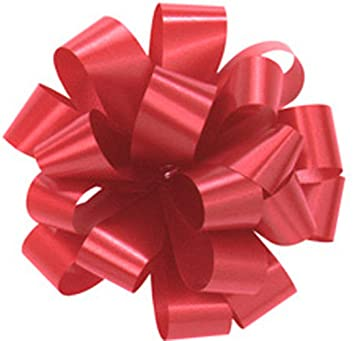 Amazon bows red gift pull bows christmas wrapping set of 10 bows red gift pull bows christmas wrapping set of 10 5quot negle Gallery