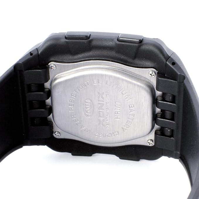 Reloj Calorías Movimiento Hombres's Digital Pulso Prueba kZiPuOX