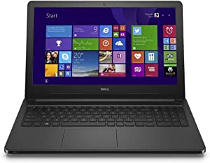 "2016 Dell Inspiron i5558-2148BLK 15.6"" Touch-screen Laptop (Intel i3-4030U/ 8GB Memory/1TB Hard Drive/Black/Windows 10)"