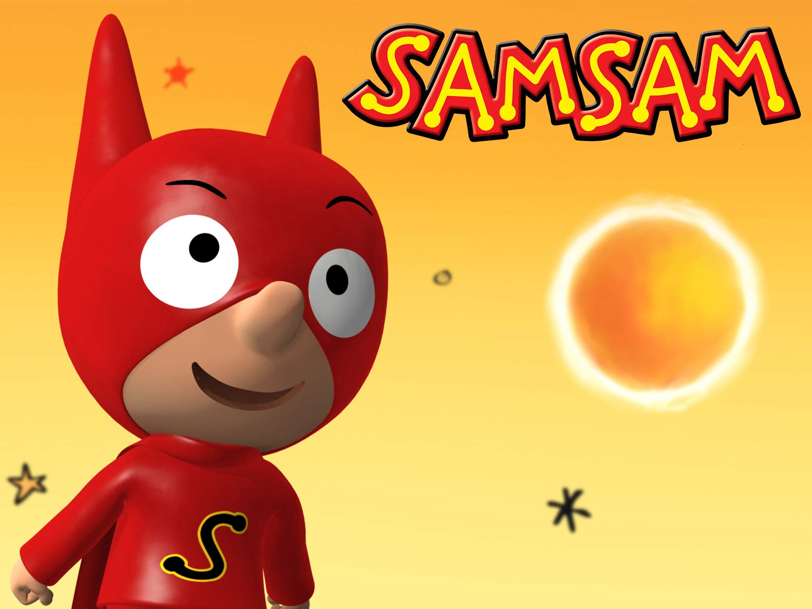 SamSam on Amazon Prime Video UK