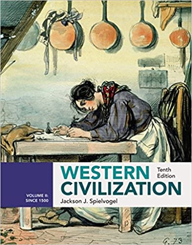 Amazon 2 western civilization volume ii since 1500 2 western civilization volume ii since 1500 10th edition fandeluxe Images