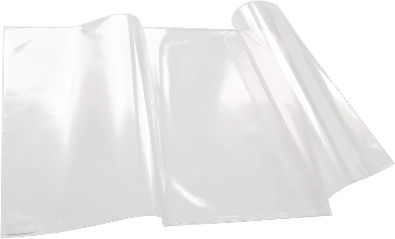 Elba 100210791 ELBA Etui de protection 3 volets multi usages PVC incolore A4