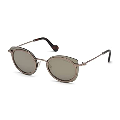 moncler Women's Sunglasses brown bronze