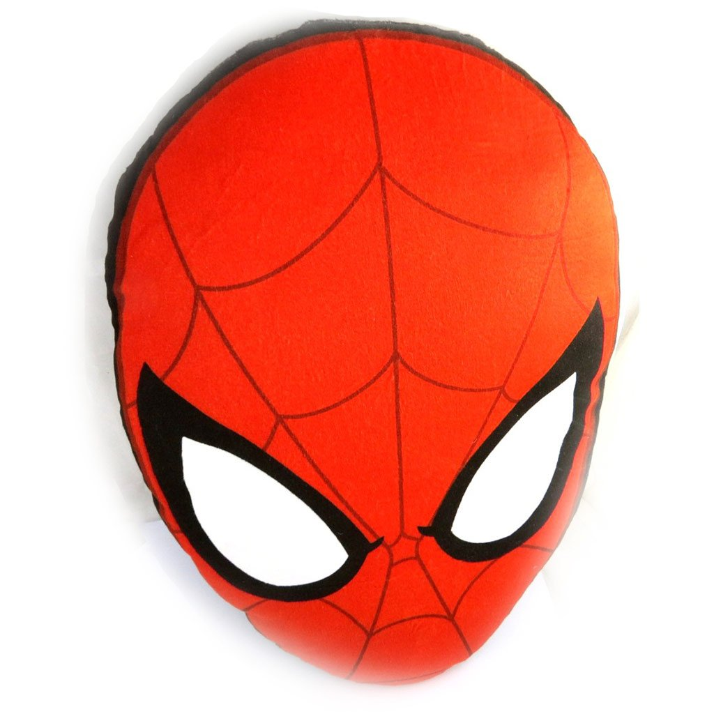 Cojín Spidermanrojo felpa (36 cm).: Amazon.es: Hogar