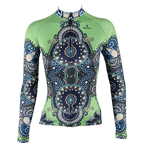 cycling-jersey-qinying-women-patterns-stylish-breathable-bicycle-jersey-long-sleeve-green-m