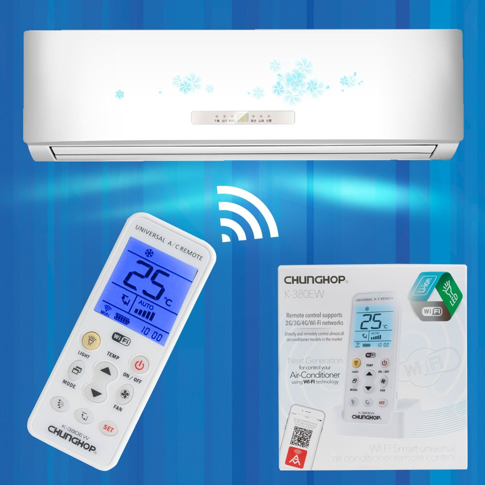 Kangnice Universal Wifi Smart Remote Control LCD A/C Muli Controller For Air Conditioner by Kangnice (Image #4)