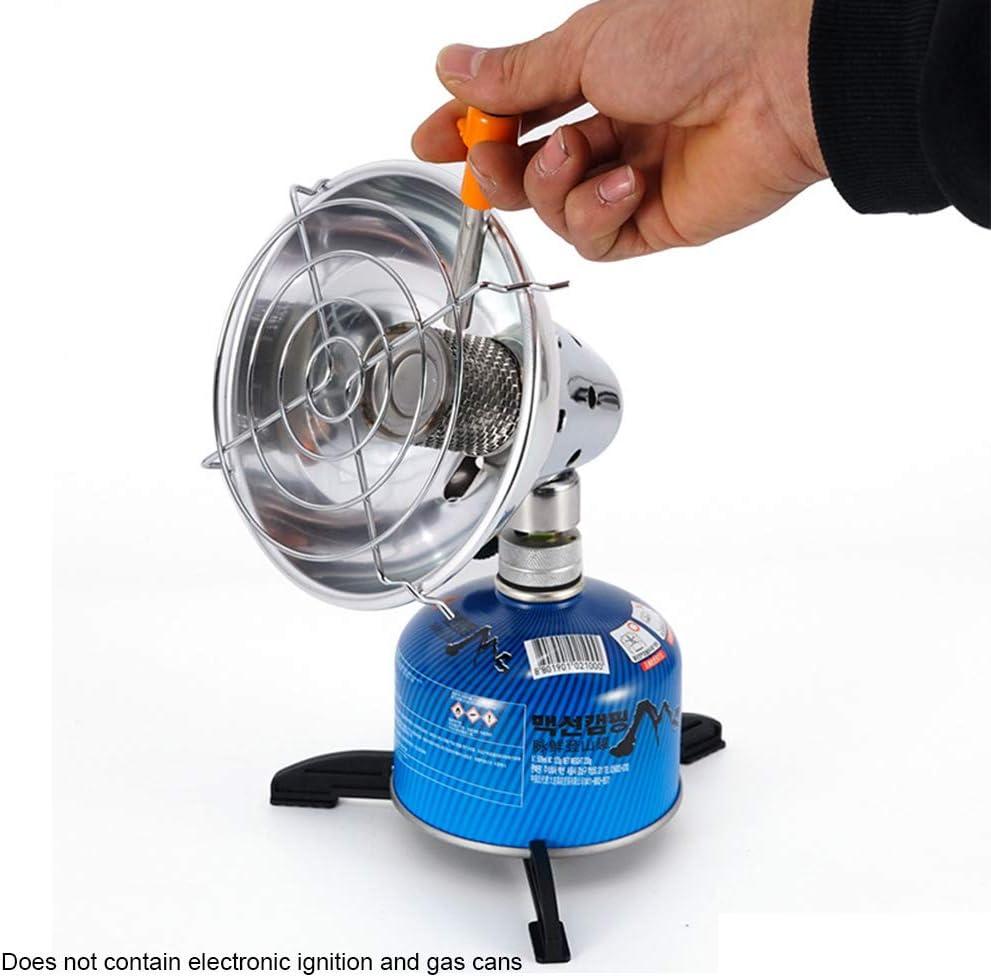 Breale - Mini calefactor de gas portátil para camping y ...