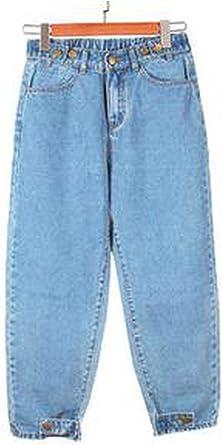 Supercool Boyfriend Pantalones Vaqueros para Mujer de