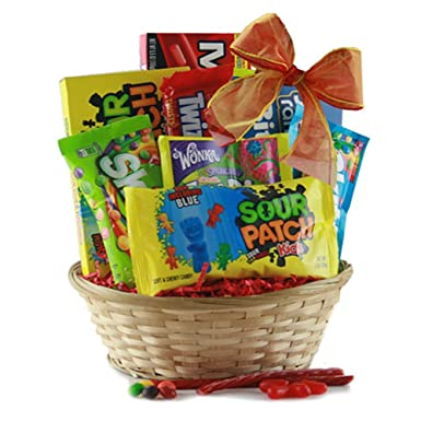 Design It Yourself Gift Baskets Candy Kisses Gift Basket Gift