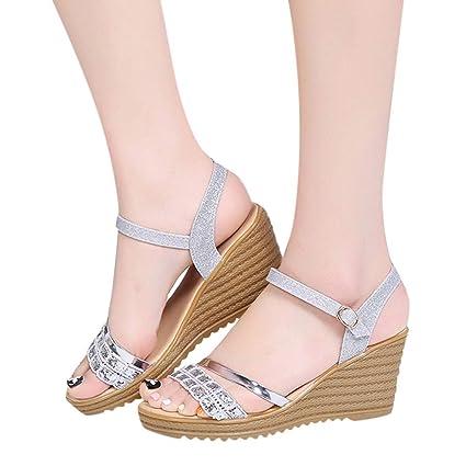 f3283c88691 Amazon.com  Women Fashion Sandals
