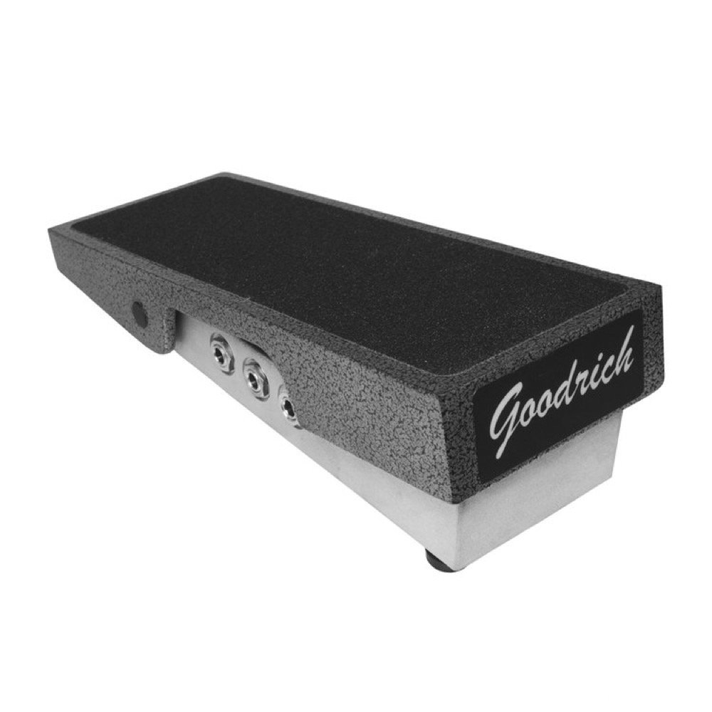 Goodrich Sound L-10k LowTen (active) ボリュームペダル B07DK5JR2B