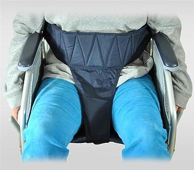 Amazon.com: mxxyy Ancianos silla de ruedas cinturones de ...