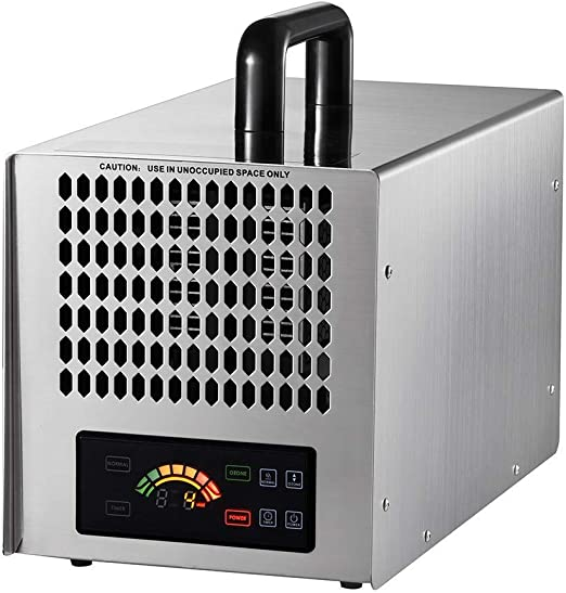 GRASSAIR Generador de ozono Comercial 20000 MG/h purificador de ...