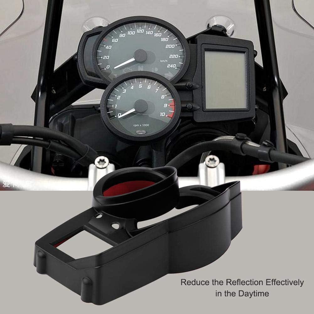 protector de sombreado de la cubierta del tac/ómetro del veloc/ímetro de la motocicleta para F800GS Adventure 2013-2017 Cubierta del veloc/ímetro de la motocicleta