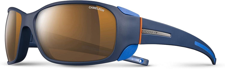 Julbo Montebianco Sunglasses Blue Bleu Bleu Orange Sport Freizeit