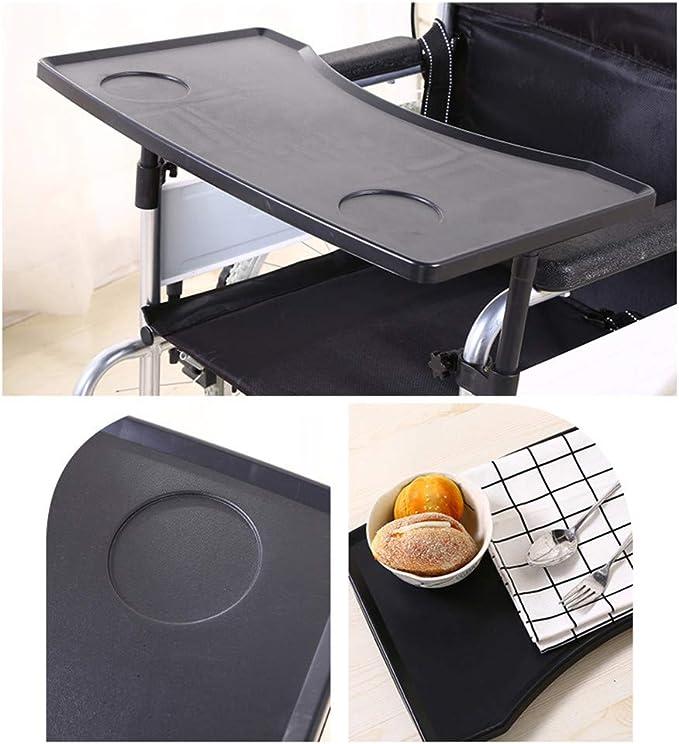 Bbzqly Rollstuhl Tisch Tablett, Heimstühle Befestigung