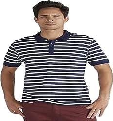 8d8fce1d492c9 Adam Levine Men s Jersey Stripe Polo Shirt