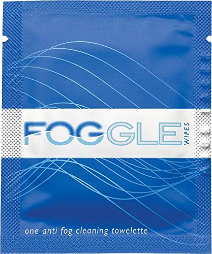 Foggle Anti-Fog Cleaning Towelettes: Case of 48