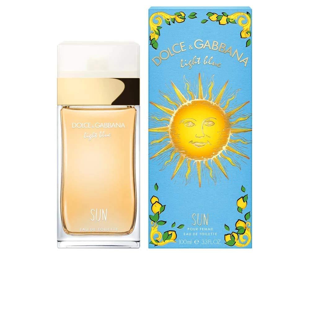 Dolce & Gabbana Light Blue Sun Edt Vapo - 100 ml (3423478517455)