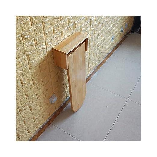Mesa plegable Mesa de estudio plegable Mesa plegable de la pared ...