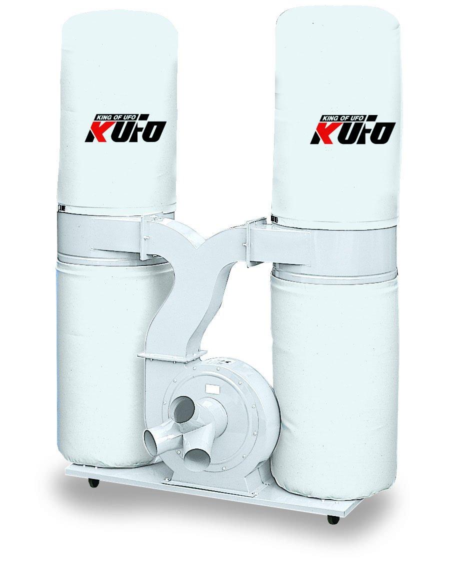 Kufo Seco UFO-102B, 3HP, 1phase 220V 2750 CFM Bag Dust Collector