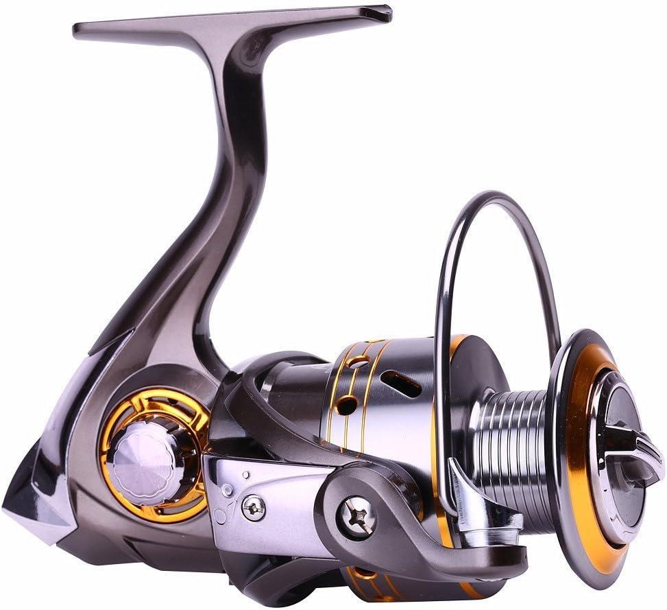Sougayilang Fishing Reel Spinning Smooth Reel