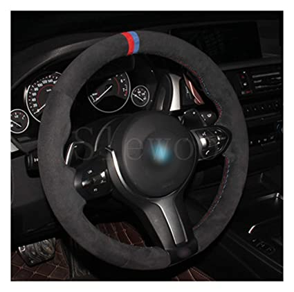 For BMW M Sport M2 F87 M3 f80 M4 M5 M6 X5M X6M Carbon Fiber Steering Wheel Trim